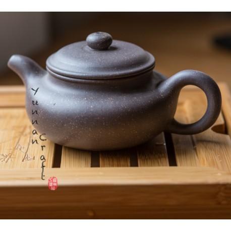 Yixing teapot - Zhi Ma Duan Ni 200ml