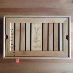 Bamboo table 1