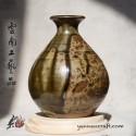380мл Дай Тао Ваза ( золь.глазурь )