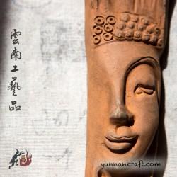 Будда - украшение на стену