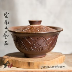 140мл Дай Тао Гайвань ( обжиг на дровах ) - Лотос