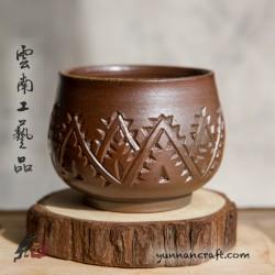 105мл Дай Тао Чашка ( обжиг на дровах )