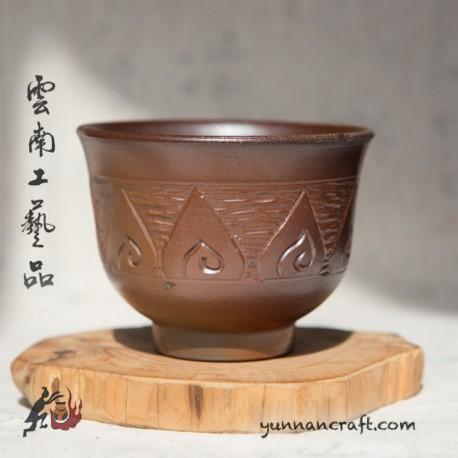 160ml Dai Tao Cha Wan ( wood fired )