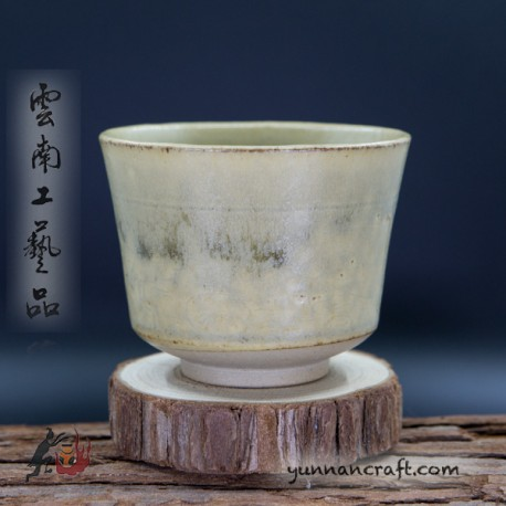 140мл Дай Тао Чашка ( золь.глазурь )