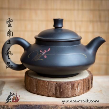 Цзы Тао чайник - Бянь Xэ Хуан 100мл