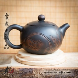 Цзытао чайник - Шы Пяо ( Лотос ) - 200мл