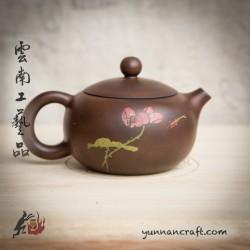 Zitao Teapot - Xi Shi ( Lotus ) - 135ml