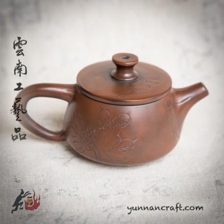 Цзытао чайник - Шы Пяо ( Лотос ) 85 - 110мл