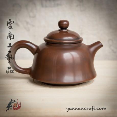 Zitao Teapot - Jin Zhong Hu - 160ml