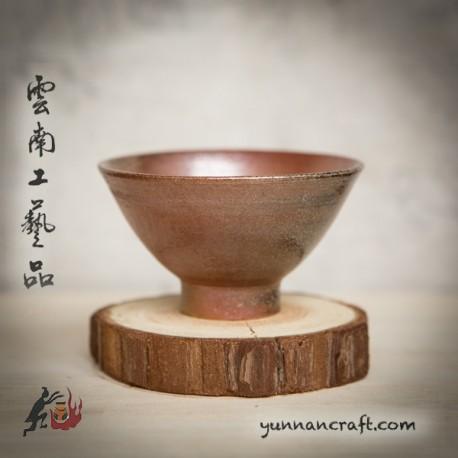 Чашка Цзытао ( обжиг на дровах ) - 60мл