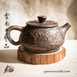 Цзытао чайник - Шы Пяо ( Цветок ) - 115мл