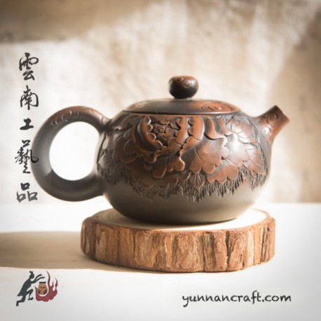 Zitao Teapot - Xi Shi ( Lotus ) - 140ml