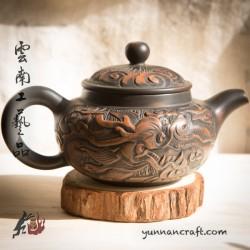 Zitao Teapot - Fang Gu ( Dragon ) - 190ml