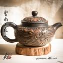 Цзытао чайник - Фанг Гу ( Дракон ) - 190мл