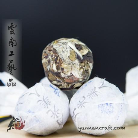 2021 Kuzhu Shan Bai Long Zhu - 50g