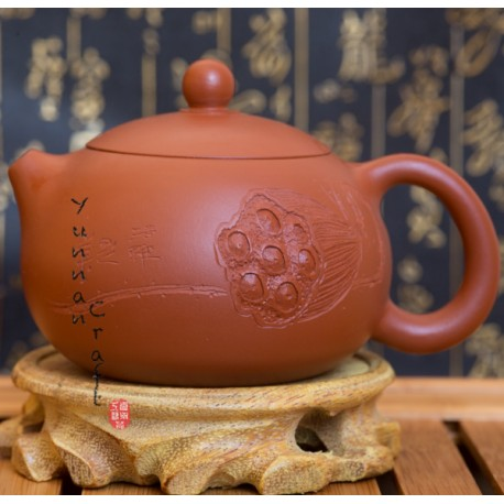 Yi xing teapot - Lian Ou Xi Shi 200ml