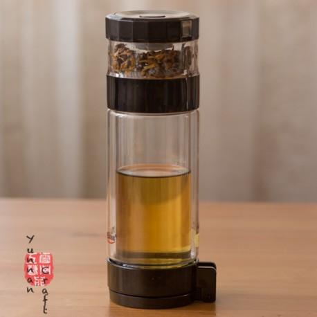 Стеклянная Бутылка Для Чая