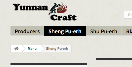 Sheng puer group