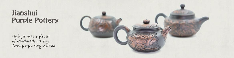 Jianshui Purple Pottery
